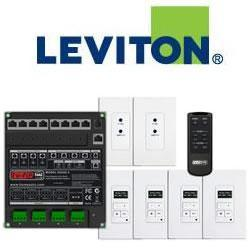 Revolutionary Hi-Fi 2 4x4 (Four Zone, Four Source) Distributed Audio System from Leviton Security & Automation