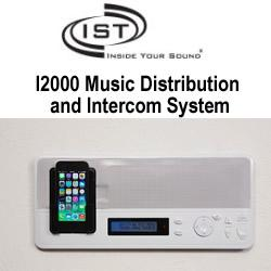 IntraSonic Technology - I2000 Music Distribution and Intercom System