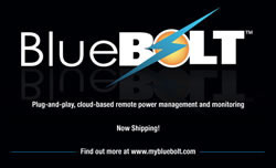 Furman BlueBolt -The Power of Control - Anywhere in the World
