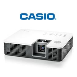 Casio still leading the way for high brightness lamp free projectors
