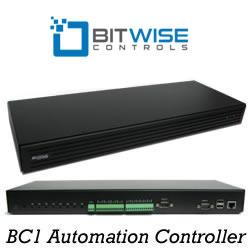 Bitwise Controls - Introducing the BC1 Automation Controller!