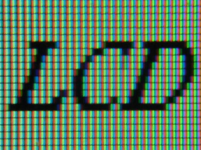 Image result for LCD pixels