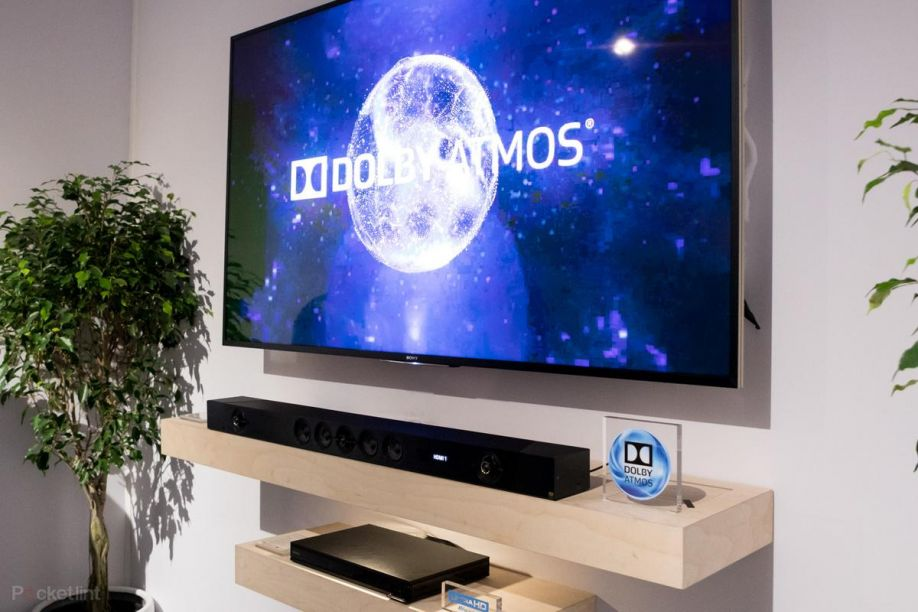 Image result for Sony Dolby® Atmos Soundbar with Wi-Fi®