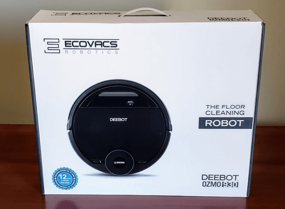 Ecovacs DEEBOT OZMO 930 Vacuum Review