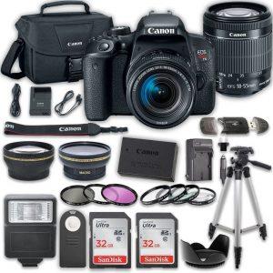 Canon EOS T7i camera kit
