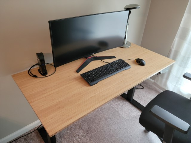 Flexispot Kana Bamboo Standing Desk Review