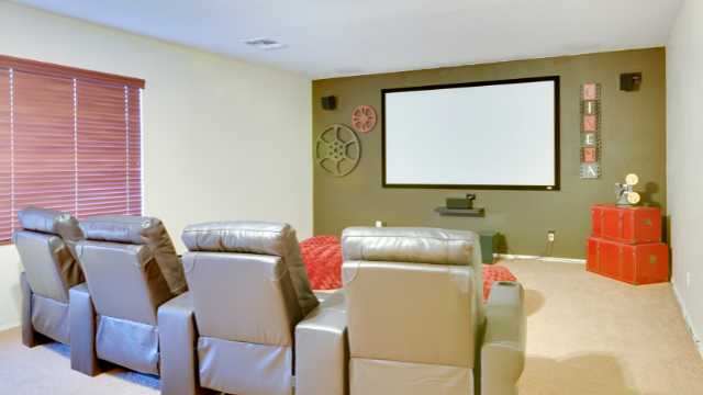 5 Best Home Theater Seating Options